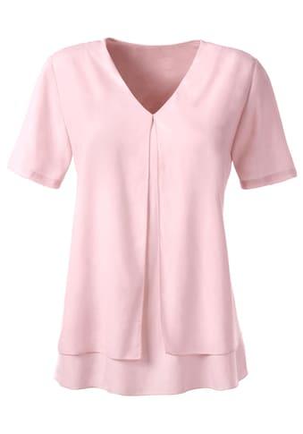 Ambria Bluse mit V - Ausschnitt kaufen