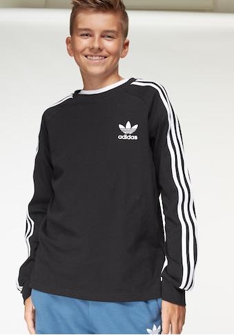 adidas Originals Langarmshirt »3 STRIPES LONGSLEEVE« kaufen
