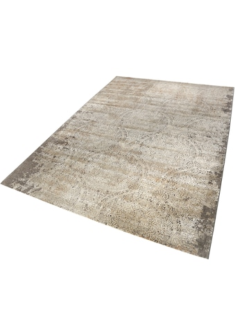 Wecon home Teppich »Baroque Vintage«, rechteckig, 12 mm Höhe, Wohnzimmer kaufen