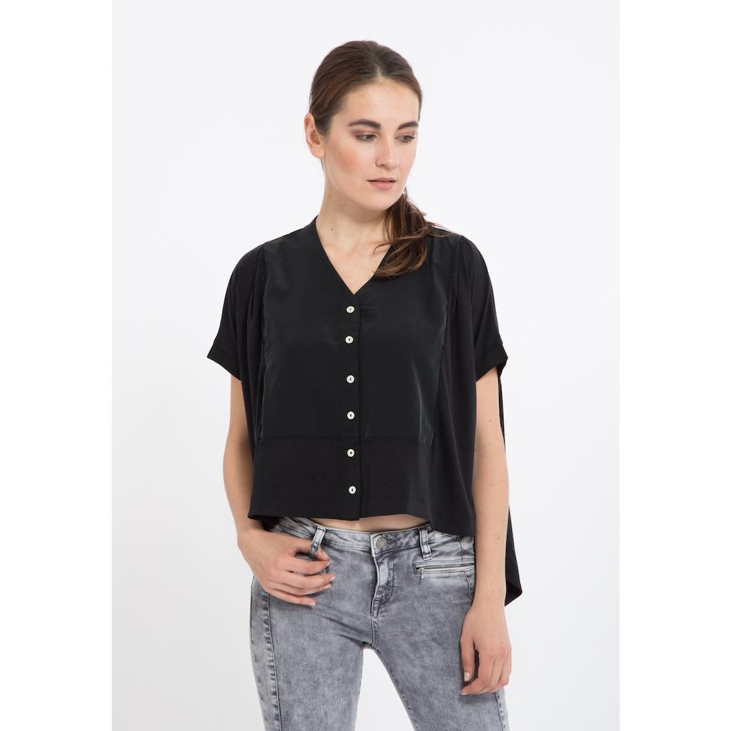 Mexx Oversize-Shirt, mit Knöpfen