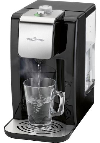 ProfiCook Wasserkocher »PC-HWS 1168«, 2,2 l, 2400 W kaufen