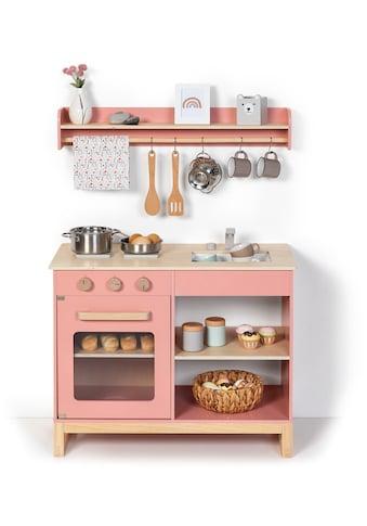 MUSTERKIND® Spielküche »Magnolia, altrosa/natur« kaufen