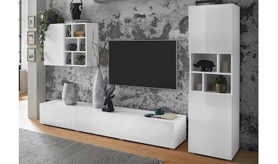 TRENDMANUFAKTUR Wohnwand »Aksel«, (Set, 3 tlg.) kaufen