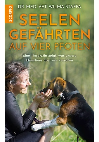 Buch »Seelengefährten auf vier Pfoten / Wilma Staffa, Shirley Michaela Seul« kaufen