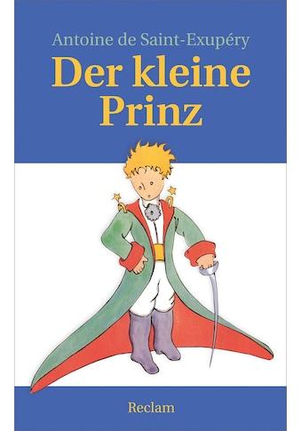 Buch »Der kleine Prinz / Antoine de Saint-Exupéry, Antoine de Saint-Exupéry, Ulrich... kaufen