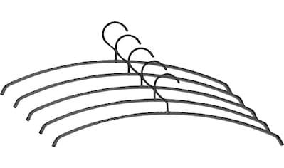Spinder Design Kleiderbügel »Silver«, Breite 49 cm kaufen
