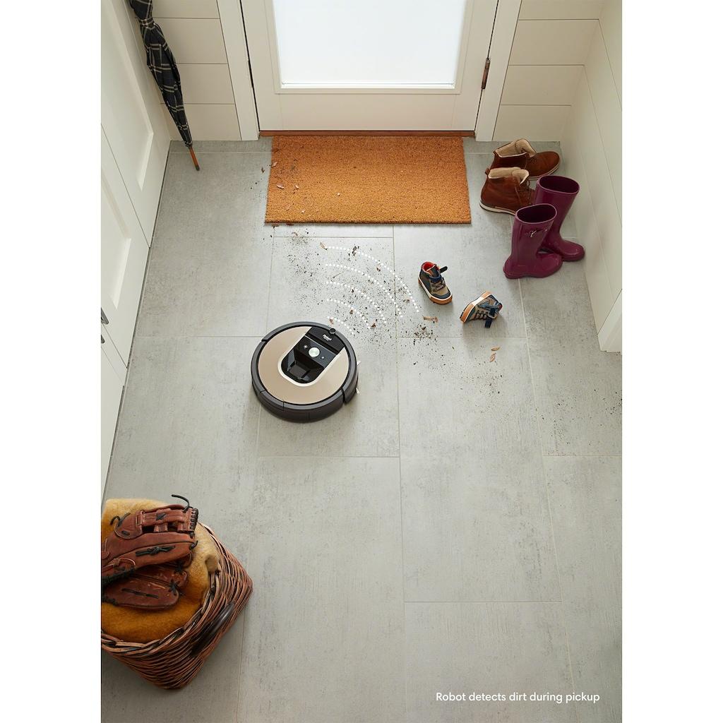 iRobot Saugroboter »Roomba 976«, mit Imprint™-Kopplungstechnik