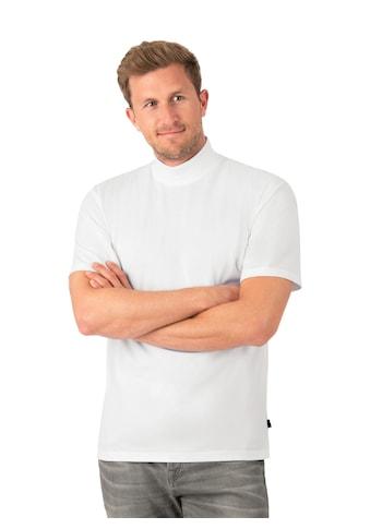 Trigema T - Shirt mit Stehkragen kaufen