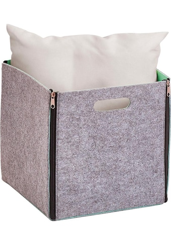 Zeller Present Aufbewahrungsbox »Two - tone« kaufen