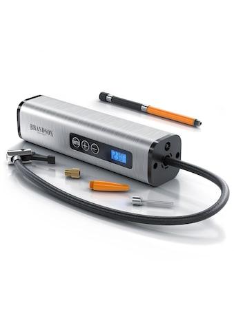 Brandson Kompressor »Digitale Luftpumpe mit Li-Ion Akku«, 12 V - 10,3 bar 150 Psi kaufen