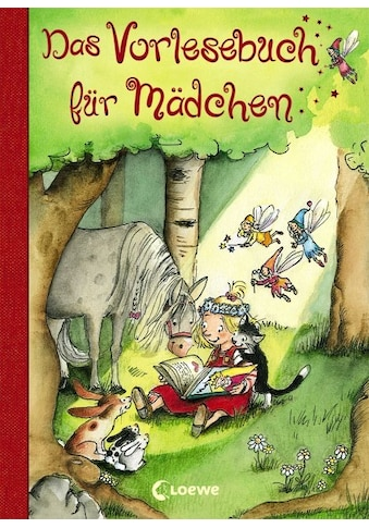 Buch »Das Vorlesebuch für Mädchen / Amelie Benn, Alexandra Fischer-Hunold, Karen... kaufen