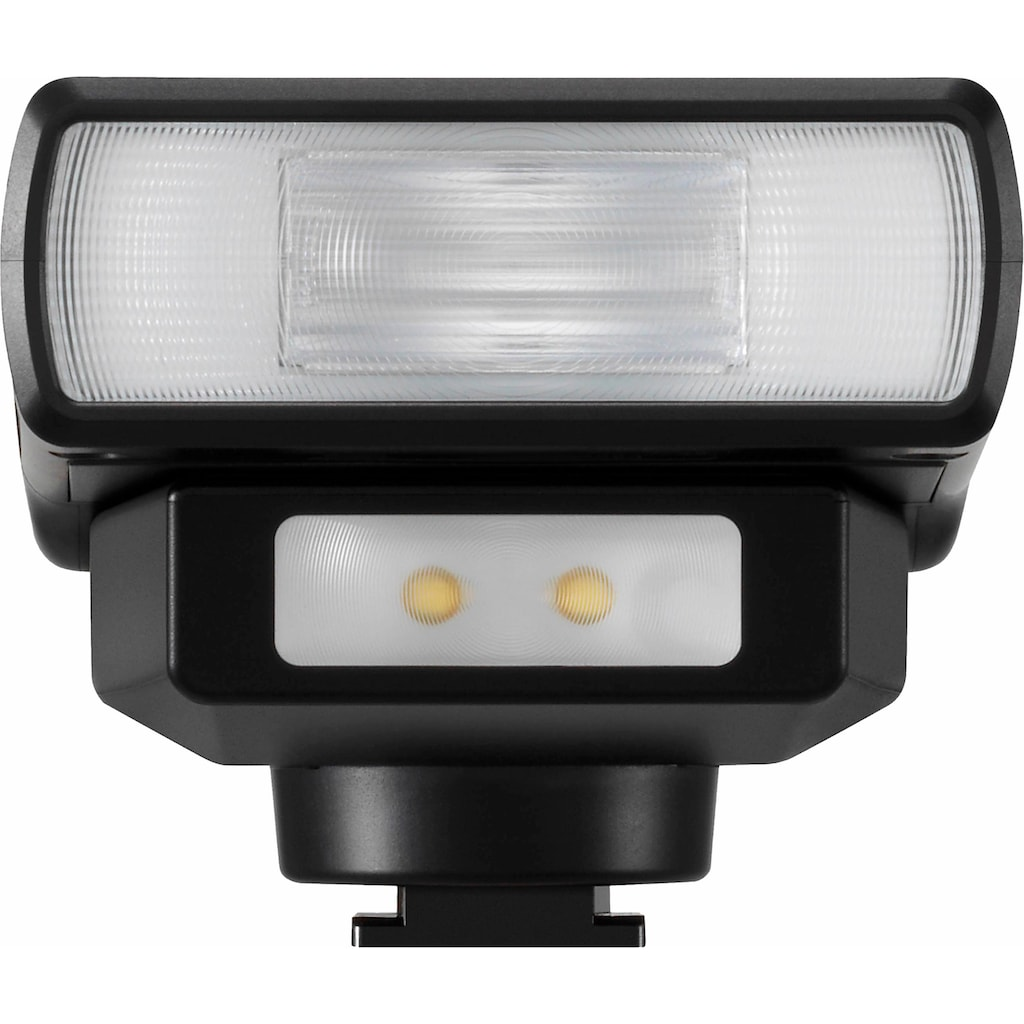 Panasonic Aufsteckblitz »DMW-FL200LE«, Reflektor bis zu 90 Grad schwenkbar