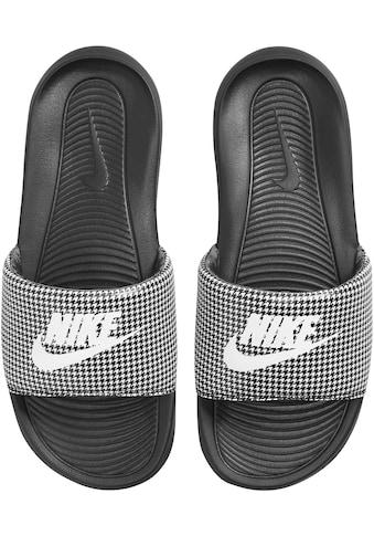 Nike Sportswear Badesandale »VICTORI ONE PRINT« kaufen