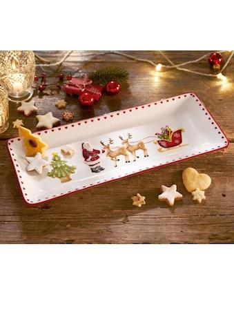 "Kuchenplatte ""Traditional Christmas"", Dolomit kaufen"