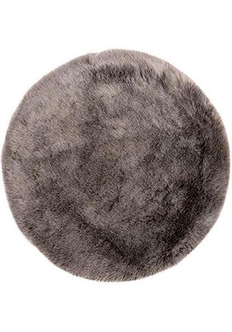 Obsession Fellteppich »My Samba 495«, rund, 40 mm Höhe, Kunstfell, ein echter... kaufen