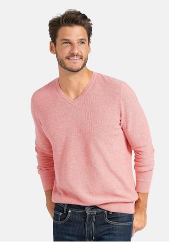 Louis Sayn V-Ausschnitt-Pullover »V-Pullover«, . kaufen