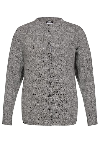 FRAPP Legere Bluse mit Muster-Mix kaufen