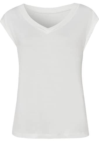 United Colors of Benetton T-Shirt, mit herrlich weich fließendem Fall kaufen