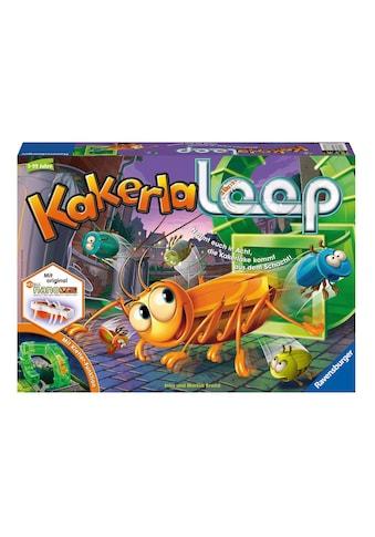 Ravensburger Spiel »Kakerlaloop«, Made in Europe, FSC® - schützt Wald - weltweit kaufen