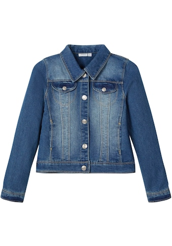 Name It Jeansjacke »NITSTAR RIKA DNM JACKET NMT« kaufen