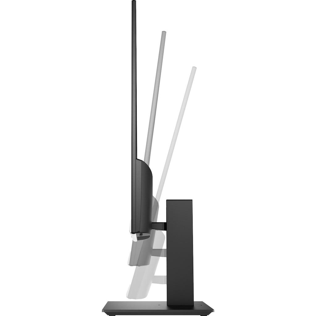 "HP LED-Monitor »27fh«, 68,6 cm/27 "", 1920 x 1080 px, Full HD, 5 ms Reaktionszeit, 60 Hz"