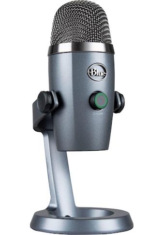 Blue Mikrofon »Yeti Nano USB Mic« kaufen