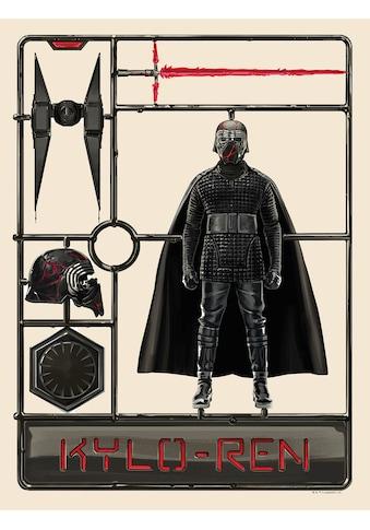Komar Poster »Star Wars Toy Kylo«, Star Wars kaufen