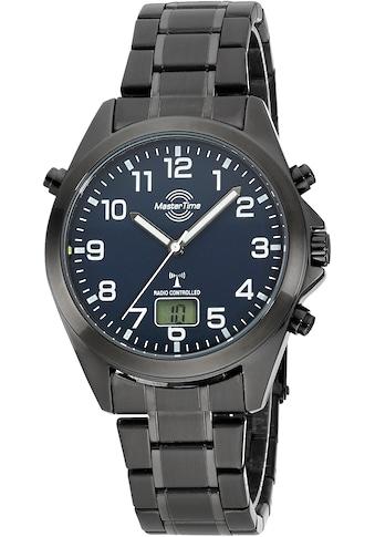 MASTER TIME Funkuhr »Specialist, MTGA-10737-22M« kaufen