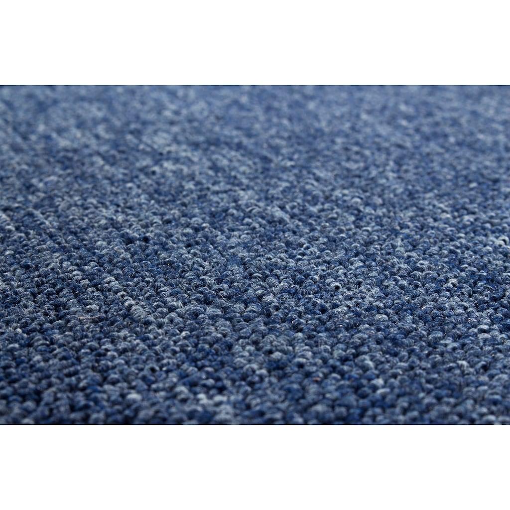 Andiamo Teppichboden »Bob«, rechteckig, 4 mm Höhe, Meterware, Breite 400 cm, antistatisch, lichtecht
