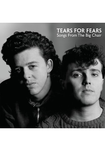 Musik-CD »SONGS FROM THE BIG CHAIR (/ Tears For Fears« kaufen