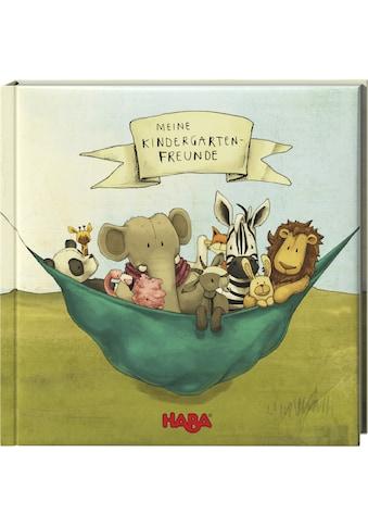 Haba Buch »Freundebuch Löwe Udo – Meine Kindergarten-Freunde« kaufen