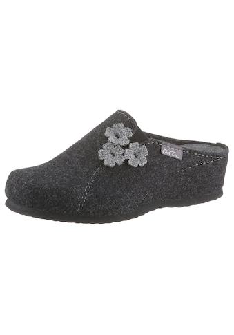Ara Pantoffel »COSY«, mit ergonomisch geformtem Fußbett kaufen