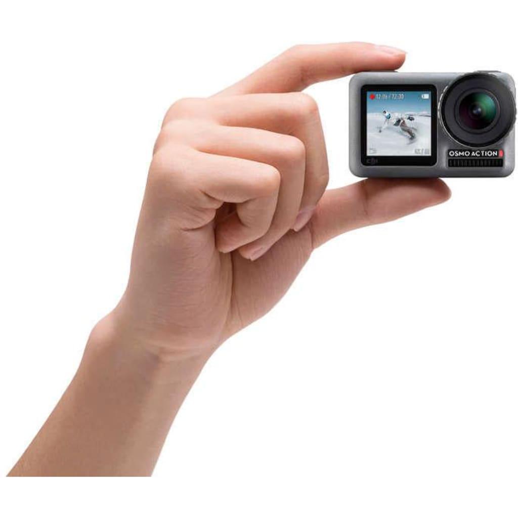 dji Action Cam »OSMO Action«, 4K Ultra HD, Bluetooth-WLAN (Wi-Fi)