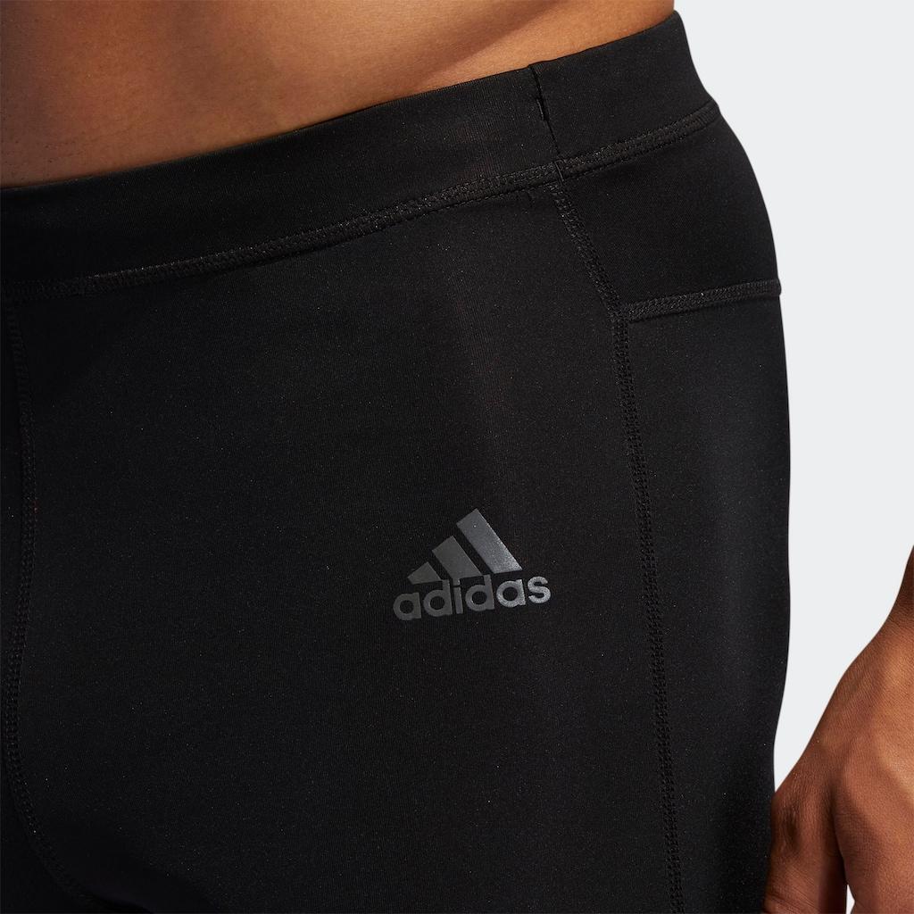 adidas Performance Laufshorts »OWN THE RUN«