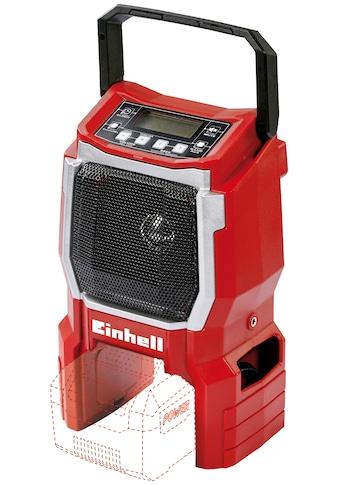 Einhell Baustellenradio »TE-CR 18 Li - Solo«, ( FM-Tuner ), Power X-Change, ohne Akku... kaufen