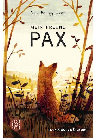 Buch »Mein Freund Pax / Sara Pennypacker, Jonathan Klassen, Birgitt Kollmann« kaufen