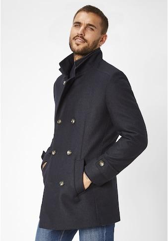 S4 Jackets Wollmantel »George«, slim Fit kaufen