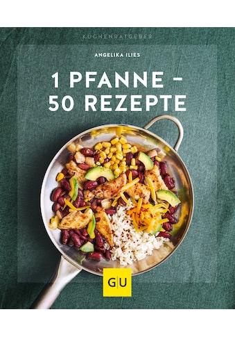 Buch 1 Pfanne  -  50 Rezepte / Angelika Ilies kaufen