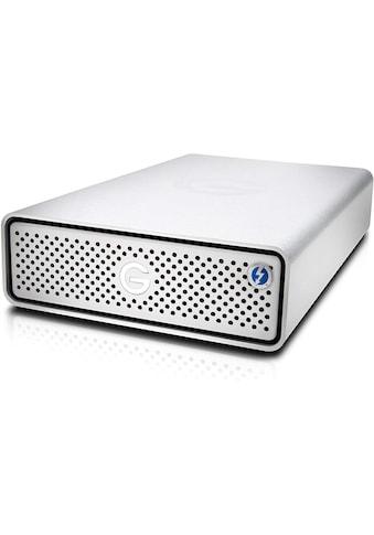 G-Technology externe HDD-Festplatte »eine ultraschnelle High-Performance-Speicherlösung«, G-DRIVE with Thunderbolt 3 kaufen