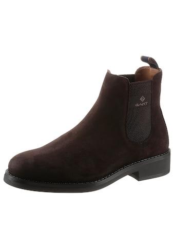Gant Footwear Chelseaboots »Brookly«, mit Stretcheinsatz kaufen