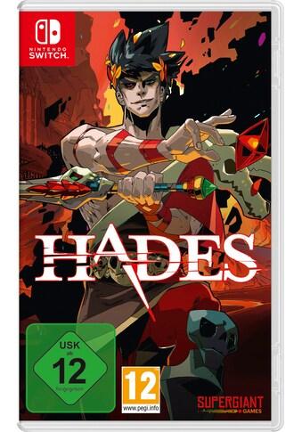 Nintendo Switch Spiel »Hades«, Nintendo Switch kaufen