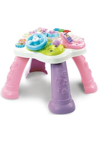 Vtech® Spieltisch »Abenteuer Spieltisch, pink« kaufen