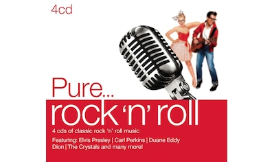 Musik-CD »Pure...Rock 'n Roll / Various« kaufen