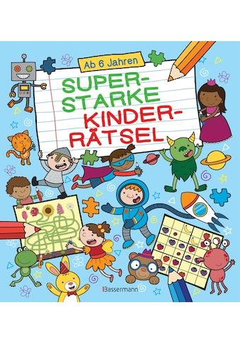 Buch Superstarke Kinderrätsel / Sarah Lawrence kaufen