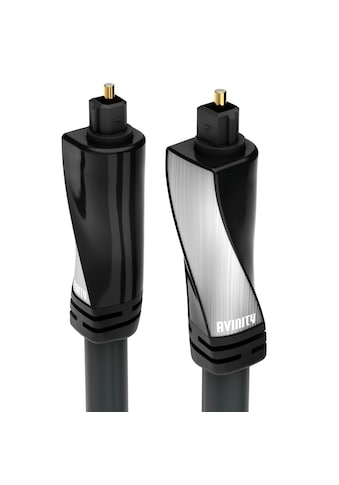 AVINITY Audio-Lichtleiter-Kabel, poliert, 2 m kaufen