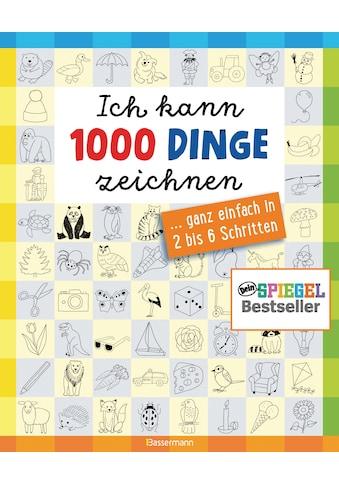 Buch Ich kann 1000 Dinge zeichnen. Kritzeln wie ein Profi! / Norbert Pautner kaufen