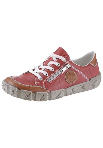 Rieker Sneaker, mit Zierreißverschluss kaufen