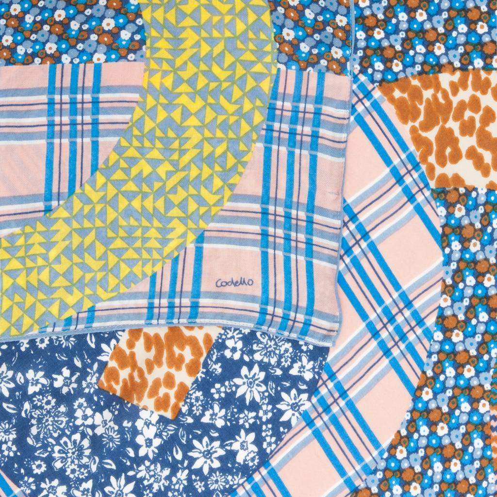 Codello Mustermix-Schal aus Viskose