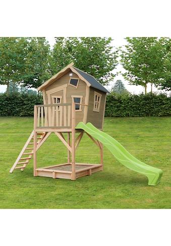 EXIT Spielhaus »Crooky 700«, BxTxH: 183x391x281 cm kaufen