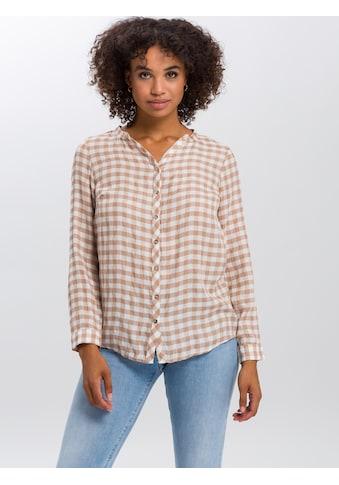 Cross Jeans® Hemdbluse »75271«, Taillenbetonte Passform kaufen